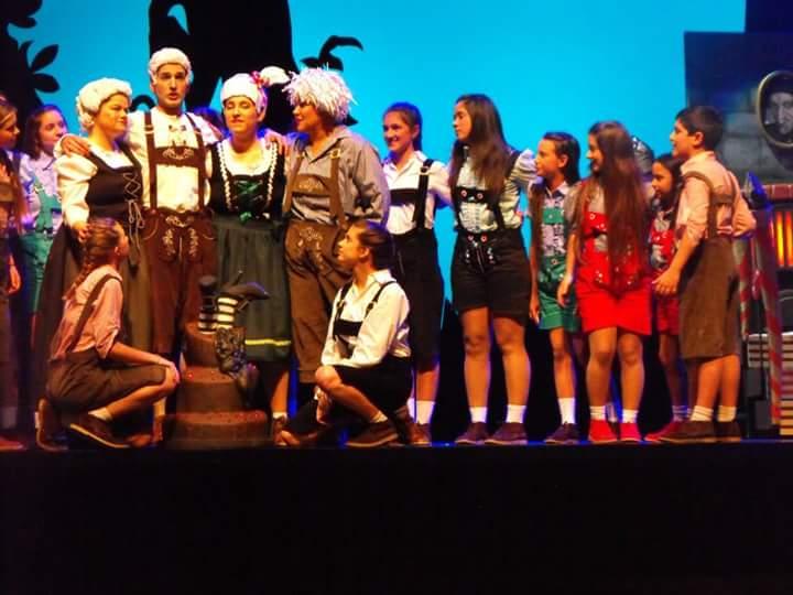 Coro ópera Hansel y Gretel